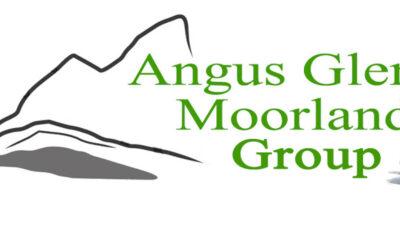 Award for the Angus Glens Moorland Group