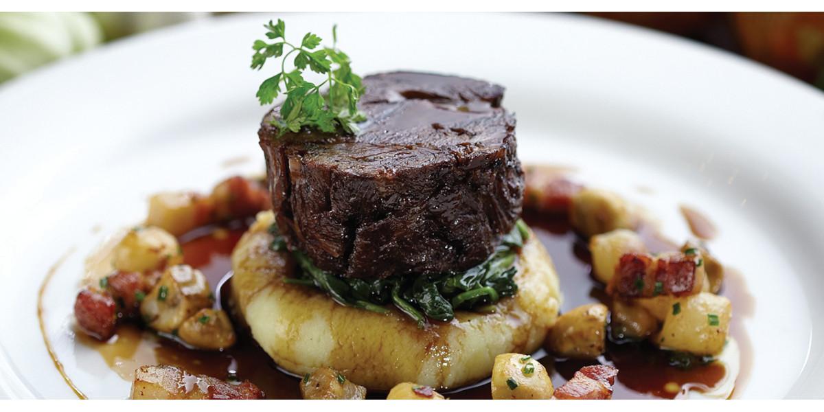 meat and potato dish