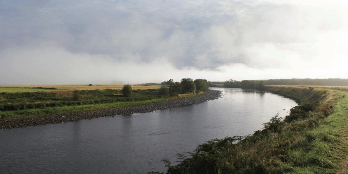 river scene Scotland