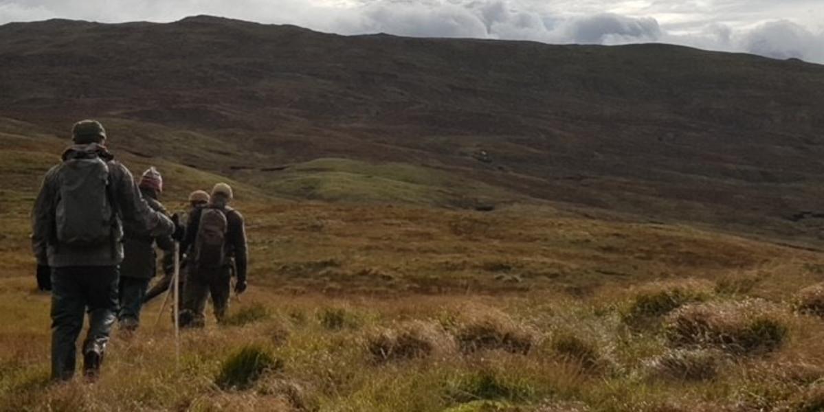 Stalkers in Scotland