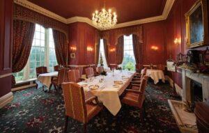dining room glenapp