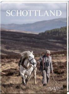 magazine cover man with pony