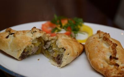 Game Meat and Fish Recipe – Pheasant Pasty