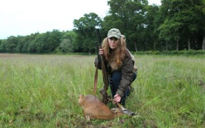 Personal safety for hunters, stalkers and anglers