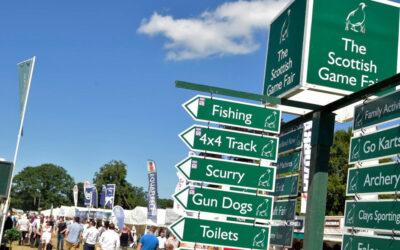 GWCT Scottish Game Fair, Scone Palace – New Dates