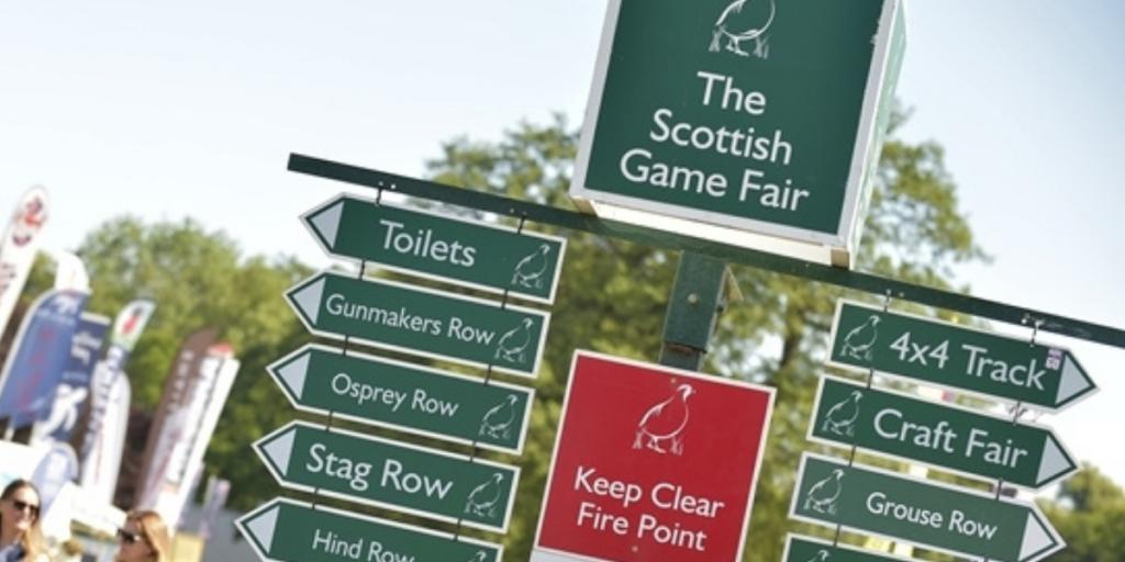 GWCT Scottish Game Fair, 24-26 september