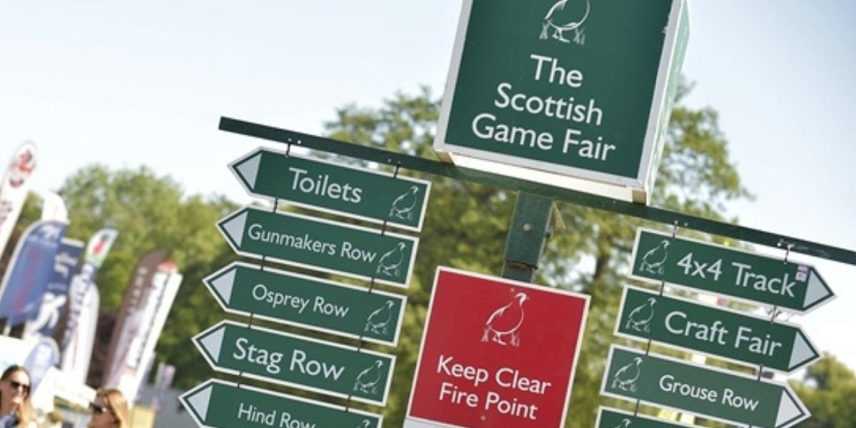 GWCT Scottish Game Fair